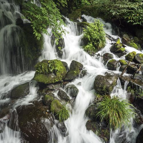 霧島裂罅水